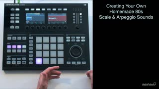 23. Arpeggio Programming & Sampling