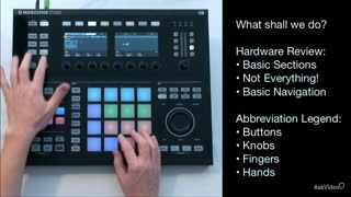 Maschine 2.0 201: Jeremy Ellis: Produce, Perform & Prevail! - Preview Video