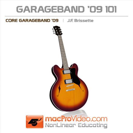 Garageband '09 101: Core Garageband '09