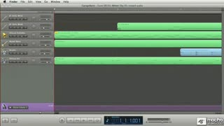 29. Importing an Audio File