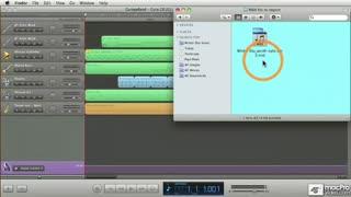 30. Importing a MIDI File