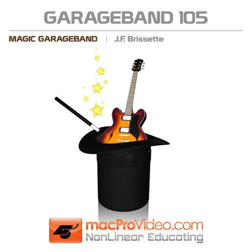 Garageband 105: Magic GarageBand