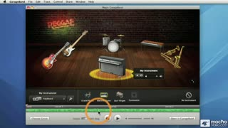 10. Opening our Song in GarageBand