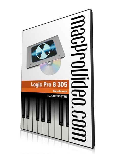 Logic 305: WaveBurner