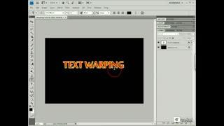 179 Warping Text