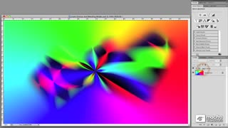 74. Using Layer Groups and Blending Modes