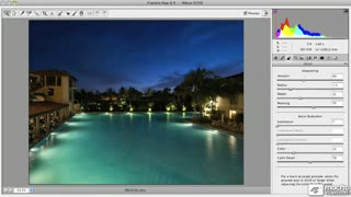 4. Noise Reduction in Adobe Camera Raw 6