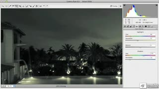 5. Adding Film Grain Effect in Adobe Camera Raw 6