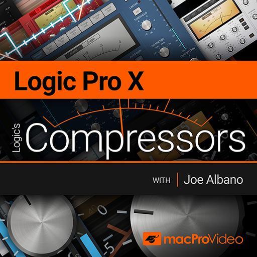 Logic Pro X 203: Logic's Compressors