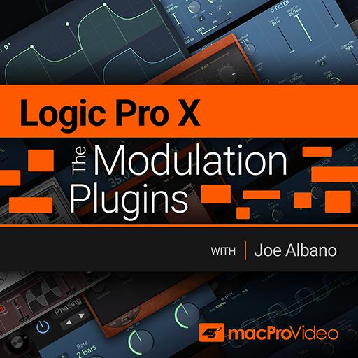 Logic Pro X 204: The Modulation Plugins