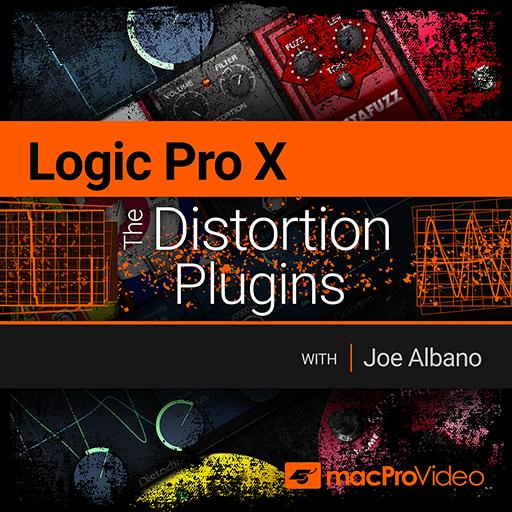 Logic Pro X 205: The Distortion Plugins
