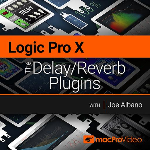 Logic Pro X 206: The Delay/Reverb Plugins