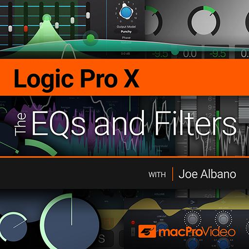 Logic Pro X 201: The EQs and Filters