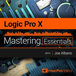 Logic Pro X 105 Mastering Essentials Product Image