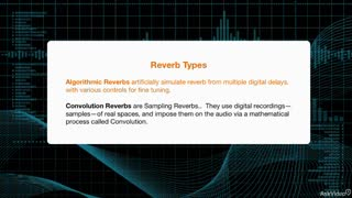 12. Algorithmic Reverb (Controls)