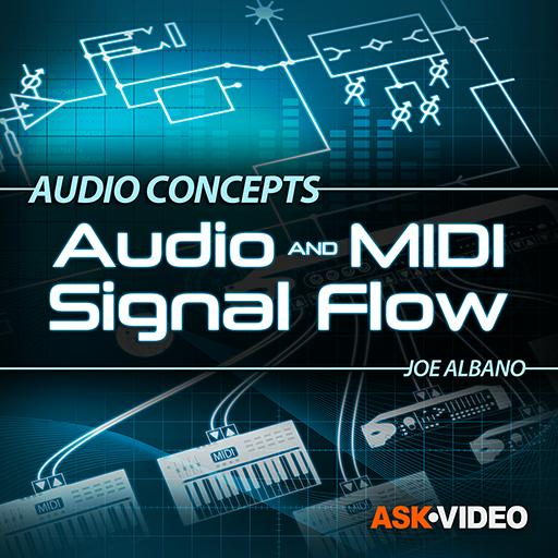 Audio Concepts 106: Audio and  MIDI Signal Flow