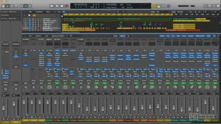 8. DAW Mixer - Signal Flow & Processor Order