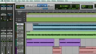 11. Pro Tools' Elastic Audio Basics
