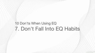 8. EQ Habits
