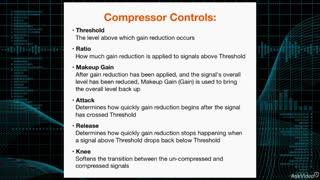 17. Attack & Release Controls
