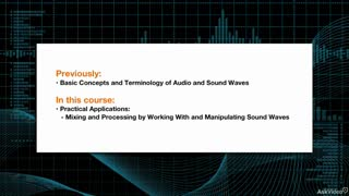 Audio Concepts 102: Audio Processing Basics - Preview Video