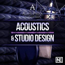 AudioPedia 102Acoustics and Studio Design Product Image