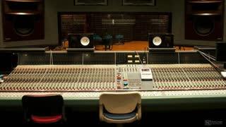 18. Control Room | Live Room