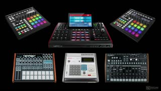 17. MIDI Drum Kit