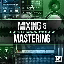 AudioPedia 108Mixing and Mastering Product Image