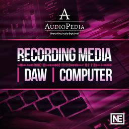 AudioPedia 104Recording Media, DAW and Computer Product Image