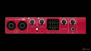 3. Interface | Audio Interface