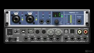 2. Input Level - Mic   Line   Instrument Level