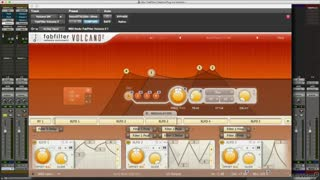 18. Volcano Controls