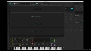 7. Creating Traditional Synth Sounds