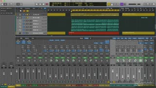 Logic Pro FastTrack 205: Tracks and Alternatives - Preview Video