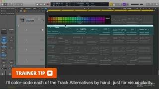 9. Track Alternatives - In Use