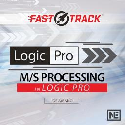 Logic Pro FastTrack 303M/S Processing in Logic Pro Product Image