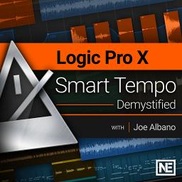 Logic Pro X 301 Smart Tempo Demystified Product Image