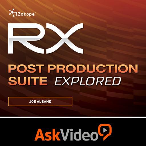 Post Production Suite Explored
