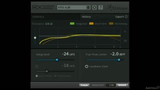 19. RX Loudness Control: Overview