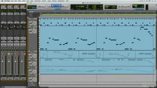 11. MIDI Editing Tools & Displays