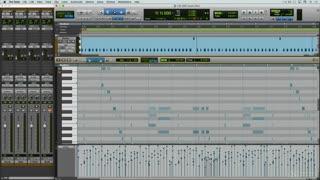16. MIDI Score Editor