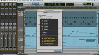 19. MIDI Quantization: Groove & Input Quantize