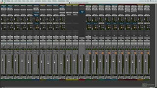 9. Mix Groups & VCA Faders