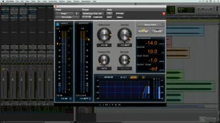 13. Pro Tools' Mastering Limiters in Use