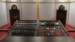 17. Setting Up for Mastering