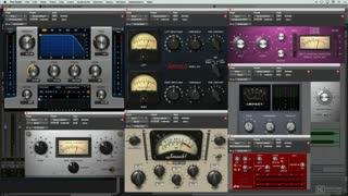 6. Pro Tools' Compressors
