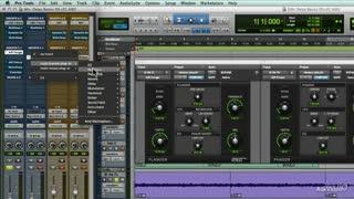 32. The AIR Flanger, Phaser, & Chorus Plug-Ins