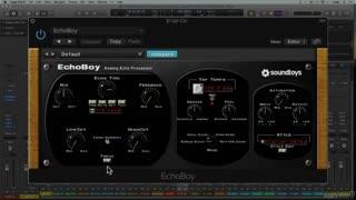 14. EchoBoy More Controls