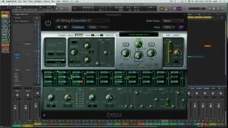 Logic Pro X 201: The EXS24: Sampling Explored - Preview Video